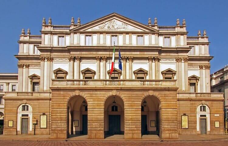華麗なるオペラの殿堂! ミラノ・スカラ座の魅力