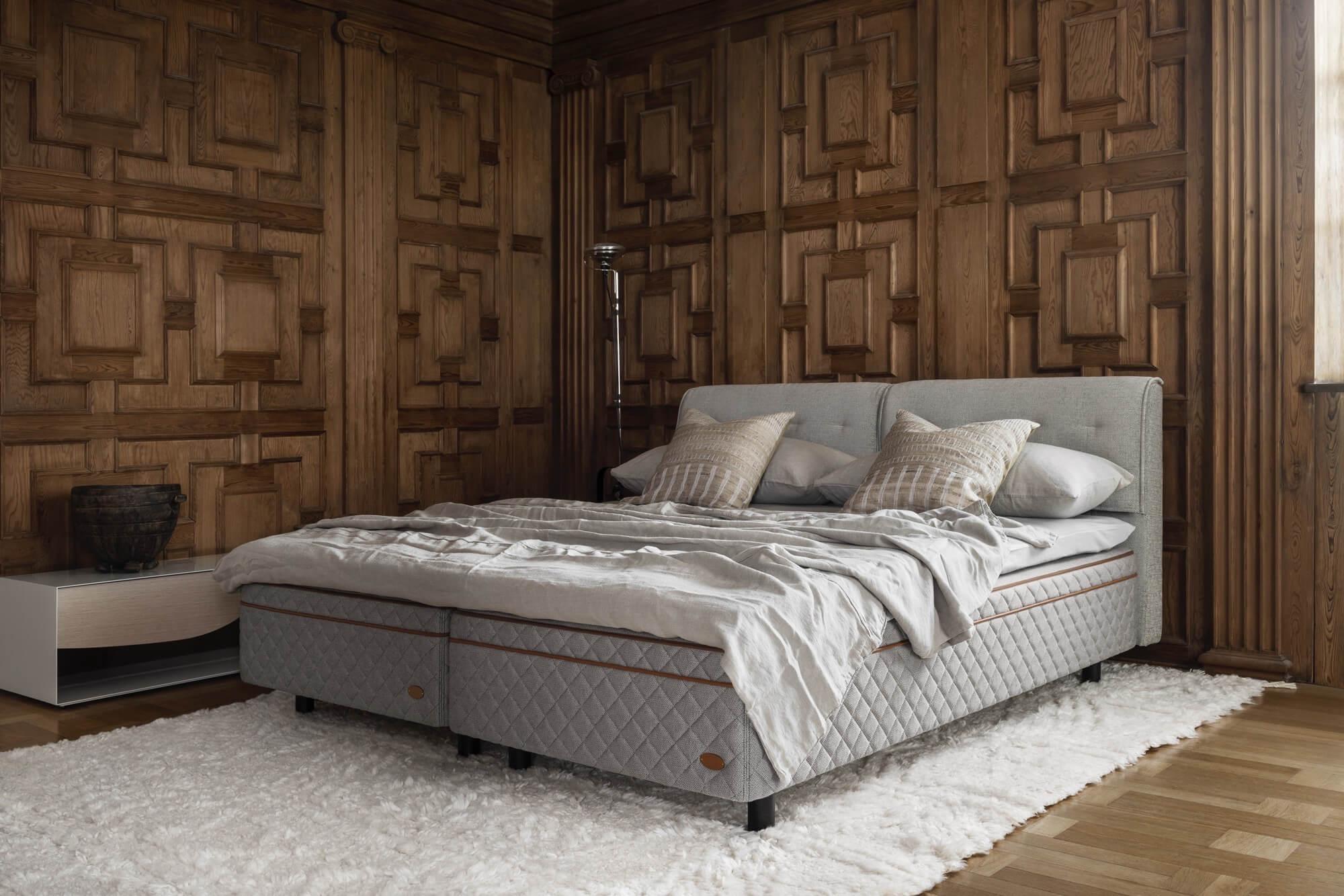 「起き心地」がこんなに違う。高級ベッド「DUXIANA(デュクシアーナ)」がおすすめの理由。