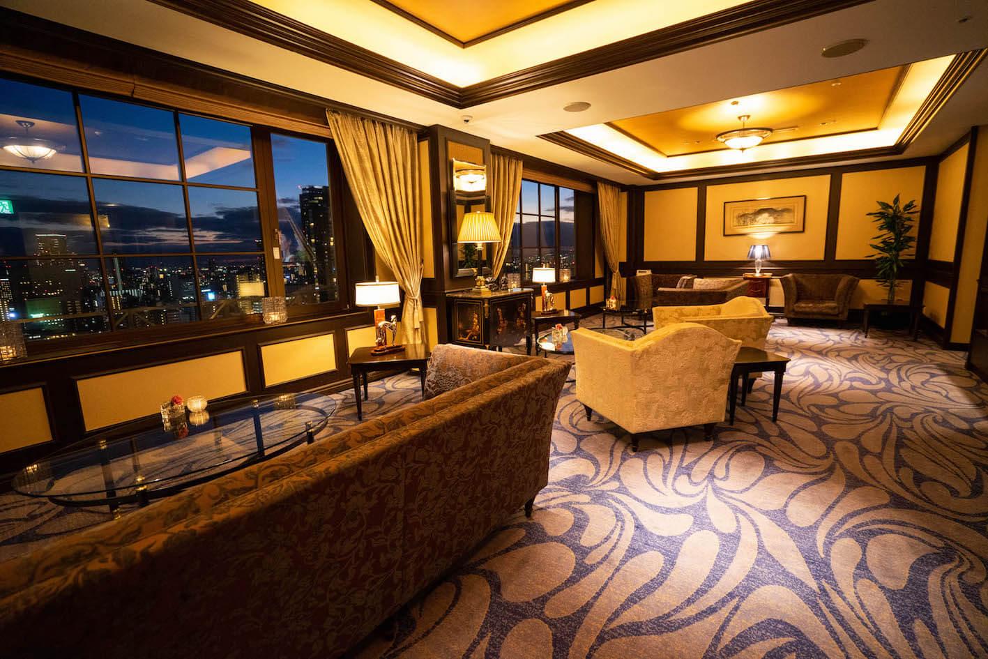 ウェスティンホテル大阪で愉しむ平日のステイケーション