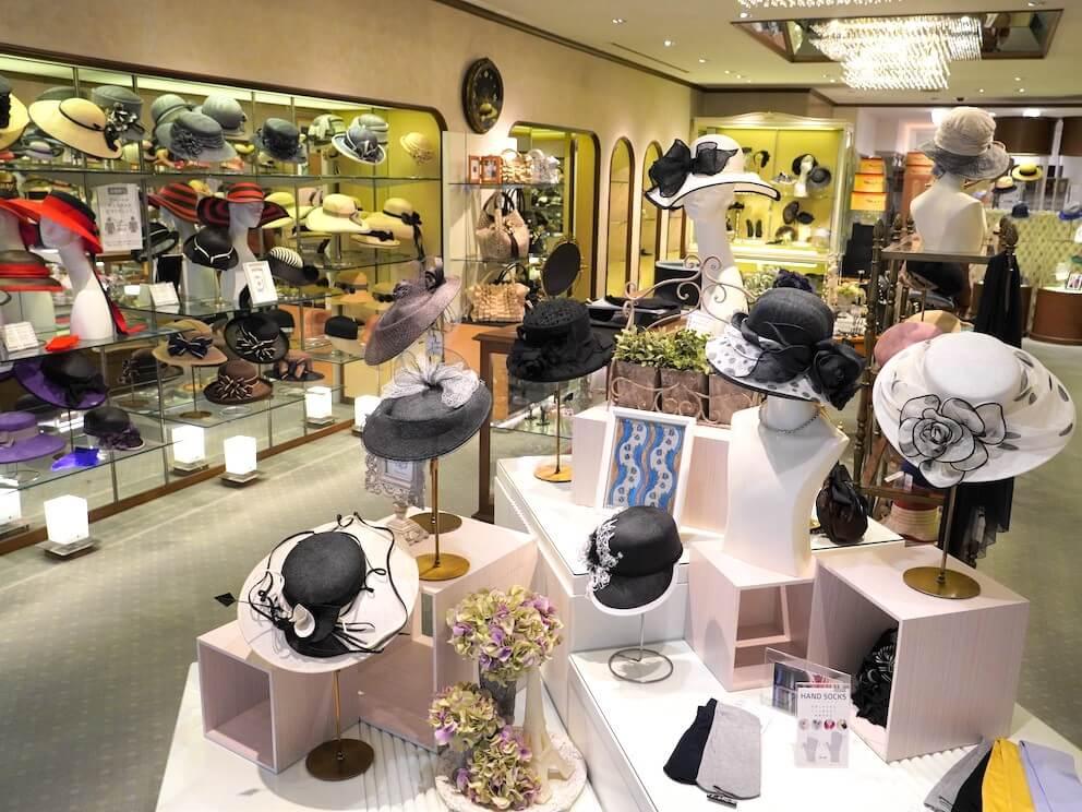 エレガントに大人の帽子を着こなすライフスタイル 神戸の帽子専門店「マキシン」を訪ねて[前編]