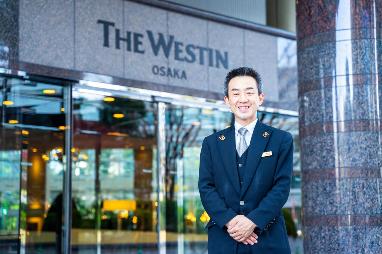コンシェルジュの最高峰、レ・クレドールとは。ウェスティンホテル大阪・西川和良さん(前編)