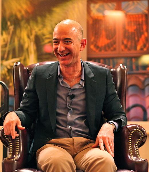 1099億ドルの資産家 AMAZON創業者 ジェフ・ベゾスのビジネス手腕