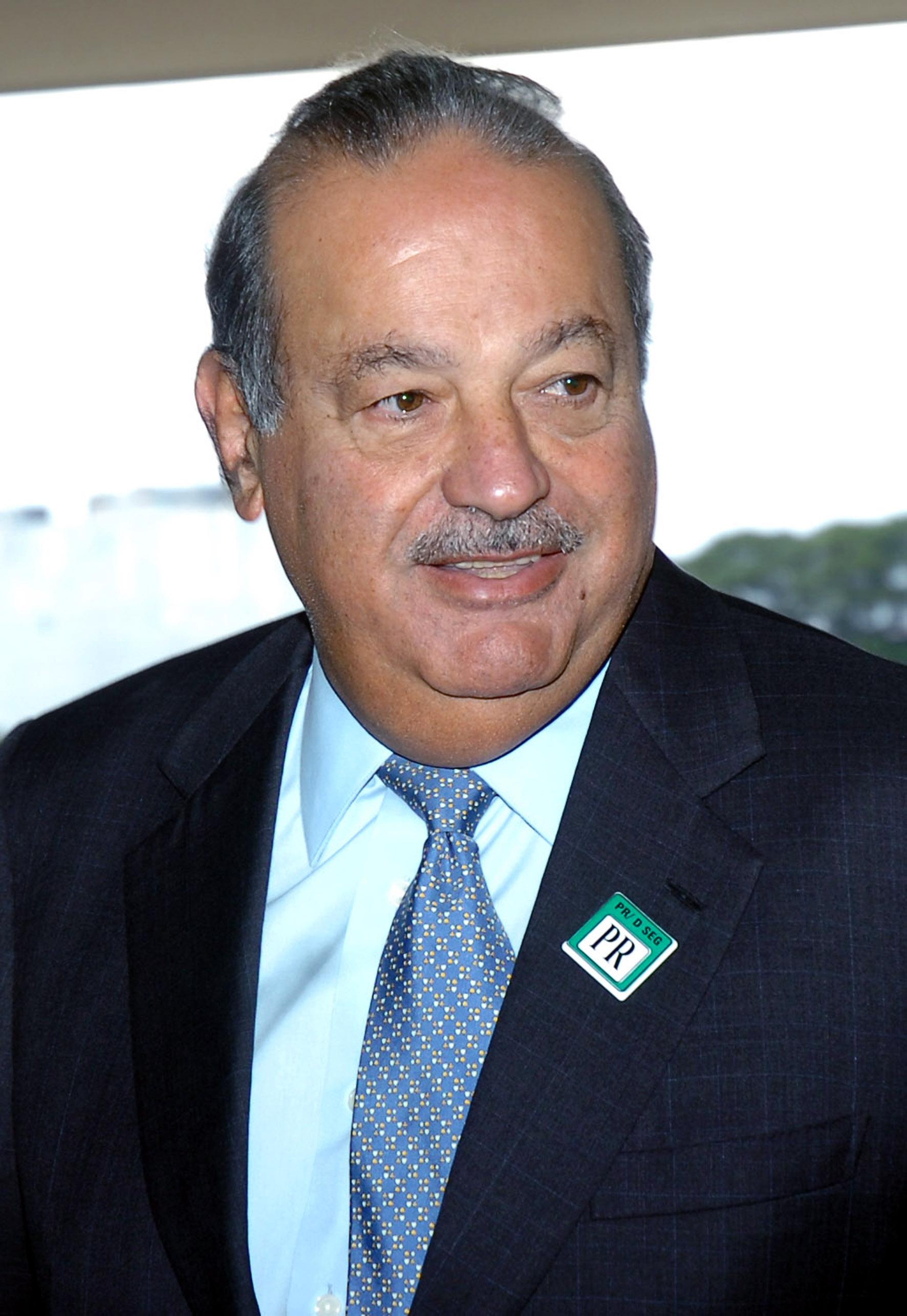 730億ドルの資産家 カルロス・スリム・ヘル氏の人物像