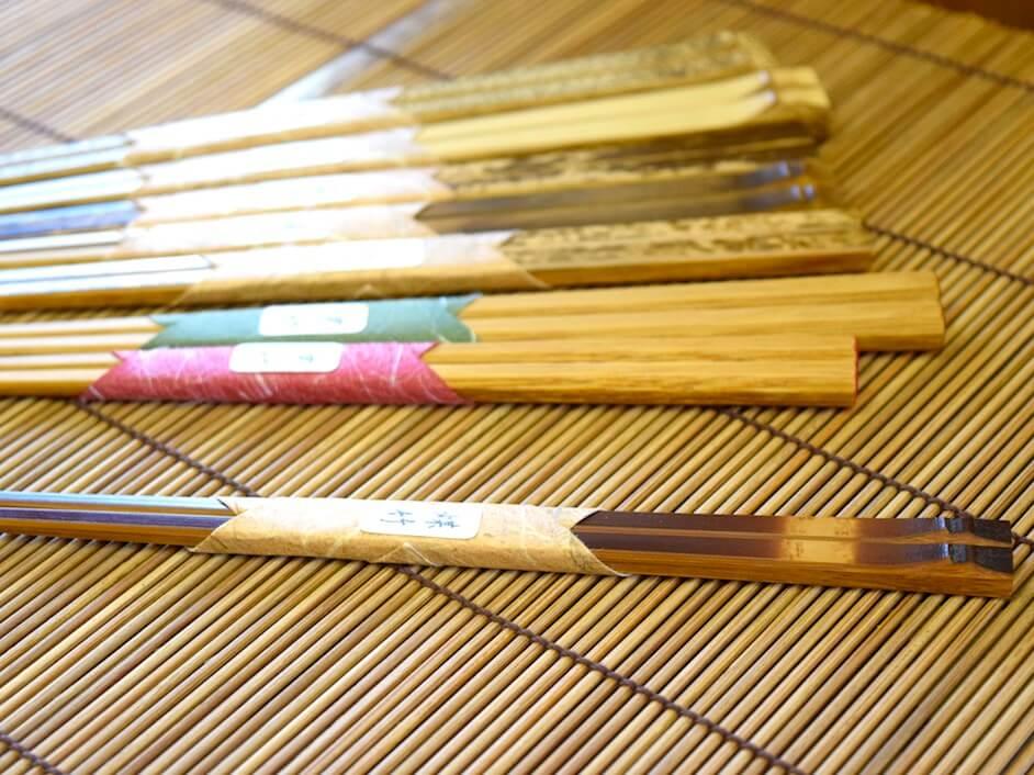 プレゼントに選びたい京都の高級オーダー箸