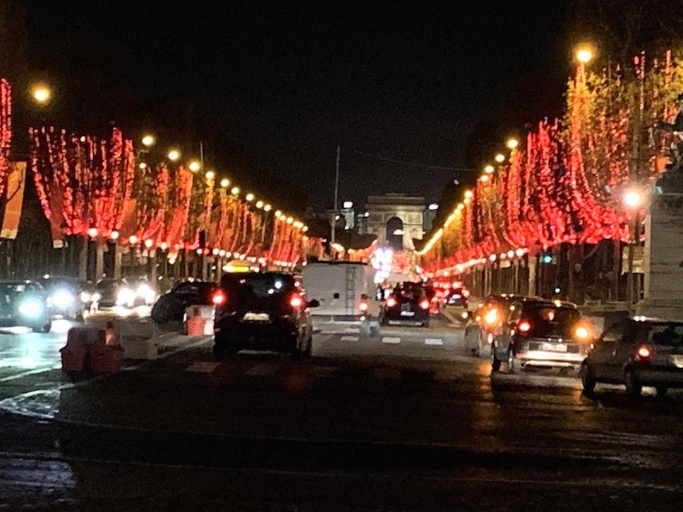 【五感で感じる旅】 パリ~モン・サン・ミッシェル、クリスマスの旅(フランス)