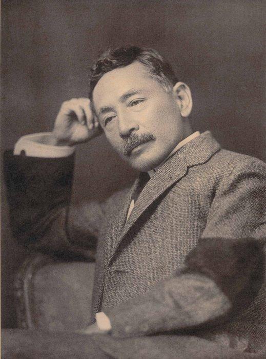 旧1000円札紙幣肖像画人物 夏目漱石の足跡と人物像