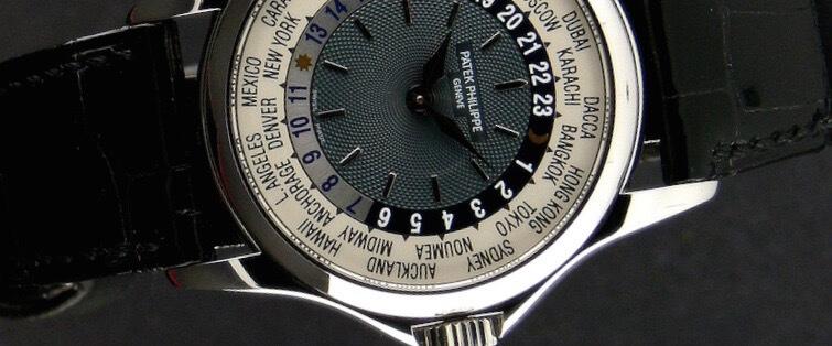 40億円超え!世界最高峰の腕時計7選