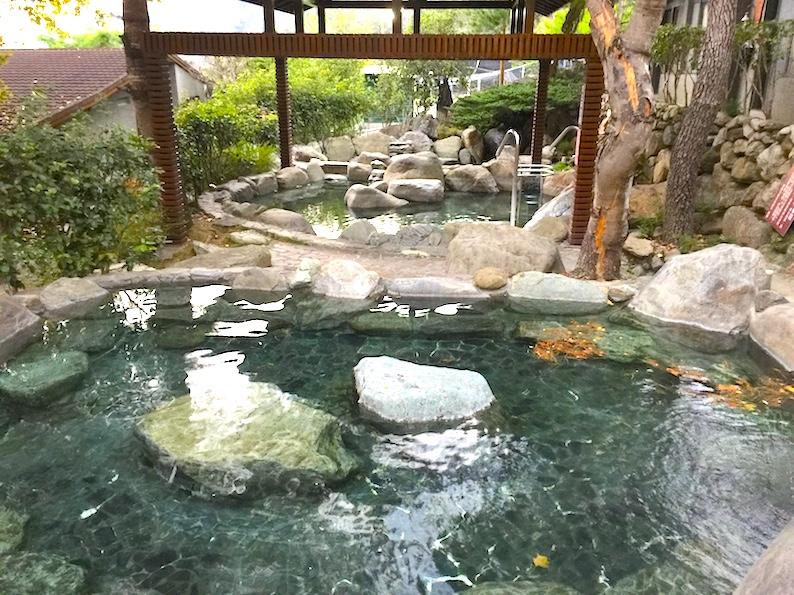 風情を求めて台湾中部の秘境温泉を行く