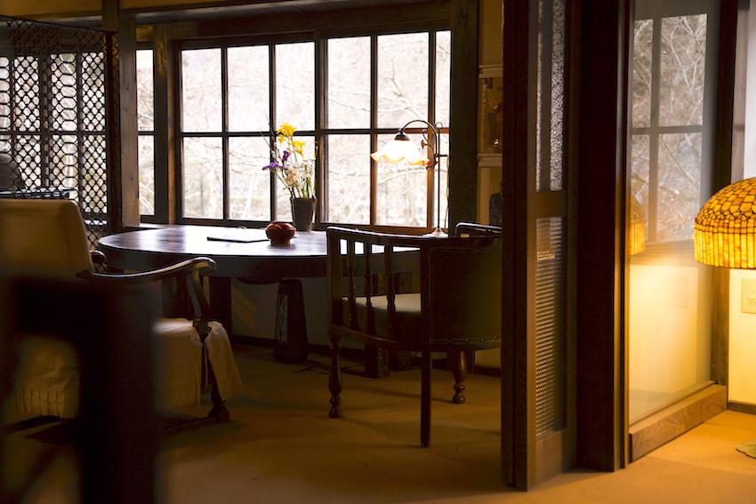 """由布岳の麓に佇む、風雅な茶房と食事処で<br>ゆったりと流れる""""由布院時間""""を五感で味わう"""